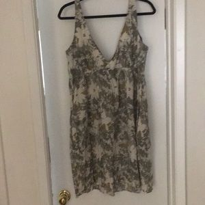 Old Navy low back low front summer dress